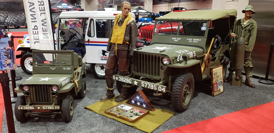 WWII Jeep & Mini Jeep